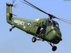 US Marines Seahorse helicopter (Sikorsky company designation Us Marines, Military Helicopter, Military Aircraft, Sikorsky Aircraft, Sud Aviation, Air Festival, Vietnam Veterans Memorial, Air Show, Marine Corps