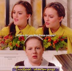 """… and felt the struggle and addiction of Facebook stalking.   It's About Damn Time We Recognized Dorota As The Best Part Of """"Gossip Girl"""""""