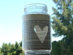 bottle for candle 028
