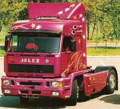 Jelcz Road Hog, Eastern Europe, Cars And Motorcycles, Poland, Track, Vehicles, World, Trucks, Europe