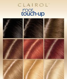 Find your colour match with Clairol Root Touch Up. Root Touch Up Permanent means a seamless blend for you every time! At Home Hair Color, New Hair Colors, Cool Hair Color, Hair Colour, Light Blonde, Dark Blonde, Big Voluminous Curls, Clairol Root Touch Up, Medium Ash Blonde