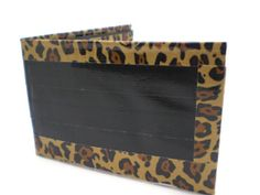 Duct Tape Wallet  Handmade by the Kids by justByou on Etsy, $8.00