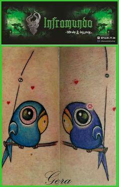 Inframundo Tattoo Shop