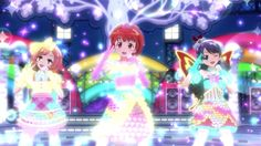 Rainbow Live, Pretty Star, All Anime, Idol, Kawaii, Dream Land, Future, Cute Anime Guys, Girls