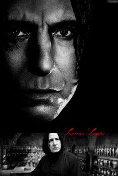 Severus Snape by CharlieSnape