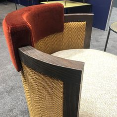 Design inspiration with the luxury cane low back lounge chair. Cane Furniture, Rattan Furniture, Luxury Furniture, Contract Furniture, Cologne, Design Inspiration, Lounge, Chair, Home Decor