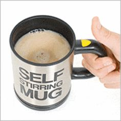 For the lazy morning person: | 35 Awesome Mugs Every Coffee Lover Will Appreciate