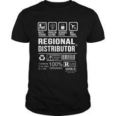 REGIONAL DISTRIBUTOR T-Shirts, Hoodies. Get It Now ==►…