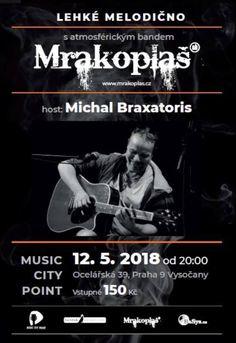 Další koncert ze seriálu Lehké melodično. Tentokrát s Michalem Braxatorisem...