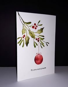 Newest No Cost Christmas cards aquarel Ideas Holiday and the Joyful Season usual… – Christmas DIY Holiday Cards Painted Christmas Cards, Watercolor Christmas Cards, Homemade Christmas Cards, Christmas Drawing, Christmas Paintings, Watercolor Cards, Christmas Art, Watercolor Painting, Pop Up Christmas Cards