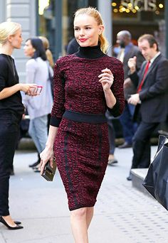 Kate Bosworth looks gorgeous strolling in NYC on May 1