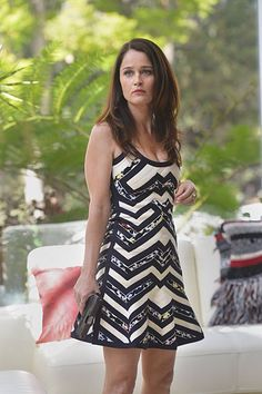 Robin Tunney (Born: Robin Jessica Tunney - June 19, 1972 - Chicago, IL, USA) as Teresa Lisbon