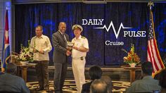 Plaque Exchange Inaugurates Carnival Corporation's First Cruise to Cuba: Daily Cruise Links for May 5, 2016