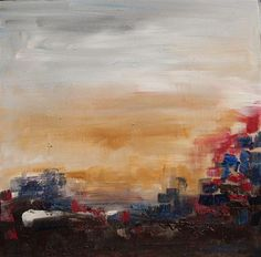 "Oh my @Kajal Zaveri another sale. ""Autumn Mosaic"" http://www.ugallery.com/kajal-zaveri"