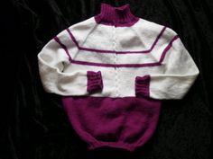 Und wieder ein Pullover von mir, ohne Anleitung, mein Bild und meine Arbeit