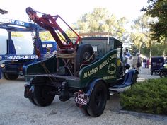 1929 Ford Model A tow truck