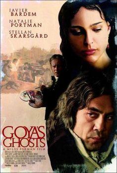 España, 1792. Goya (Stellan Skarsgard), el pintor de la Corte de Carlos IV (1788-1808), se ve implicado en un gran escándalo cuando su musa adolescente (Natalie Portman) es acusada de herejía por un importante miembro de la Inquisición (Javier Bardem)