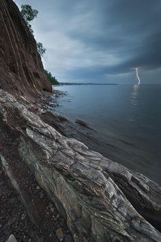 """Lucky Strike,"" taken near Ironwood, Michigan - Rob Wiener, Eagle River, Wisconsin"