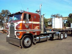 freightliner cabover pictures | Recent Photos The Commons Getty Collection Galleries World Map App ...