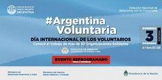 Argentina Voluntaria se reprograma