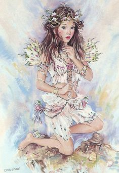 christine haworth art | Christine Haworth Ilustraciones