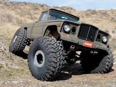 Cherokee Chat - badass cherokees pics - the baddest nicest most capable jeep cherokee rigs ever! whether it be truggys, buggys or comanchees or even wagoneers. lets see them badas cherokee pics! Jeep Pickup, Jeep 4x4, Jeep Truck, Cool Trucks, Pickup Trucks, Jeep Willys, Lifted Trucks, Jeep Wagoneer, Arte Lowrider