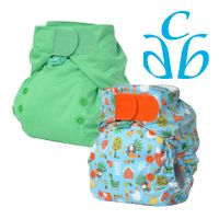 5/25/12 - Enter to win 2 NEW STYLE Tots Bots diapers.  Many ways to enter. Click the image to enter. We'll announce a winner next Friday, 06/01/12!