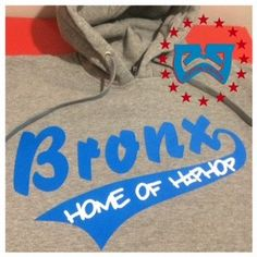 BRONX HOME OF HIPHOP (POH) - CJ CUSTOM DESIGNS