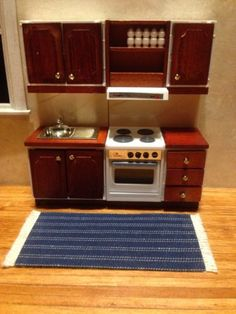 Lundby Kitchen Stove AND Sink Never Used | eBay