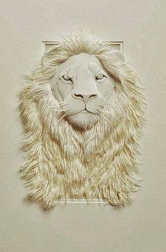 10 Creative Paper Sculptures - http://www.omoshiroitv.com/2013/09/10-creative-paper-sculptures.html#.Umf_xmTk-q5