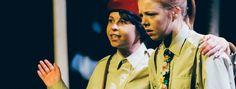 21st Oct 15 - Susanne & Nina - Greenwich Theatre