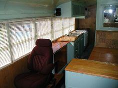 107 Best School Bus Camper Images Rv Camping Aliner