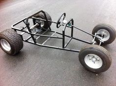 Totrod Tot Rod Chassis Gokart Go Kart Buggy Petrol Car in Vehicle Parts & Accessories, Other Vehicle Parts & Accs, Go-Kart Parts Cycle Kart, Mini Buggy, Go Kart Frame, Homemade Go Kart, Go Kart Buggy, Go Kart Parts, Diy Go Kart, Karting, Pedal Cars