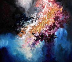 Melissa S McCracken   Synesthetic Artist
