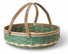 Longaberger's Fern Valley Social Gathering Basket!