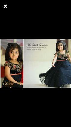 K Fashion, Baby Girl Fashion, Sabyasachi, Saree, Little Girl Dresses, Flower Girl Dresses, Kids Indian Wear, Kids Dress Patterns, Kids Lehenga