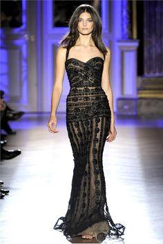 Zuhair Murad - Haute Couture Spring Summer 2012 - Shows - Vogue.it
