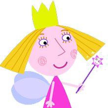 Ben and Holly's Little Kingdom: Princess Holly - Blog de los niños