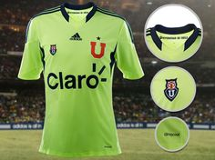 Universidad de chile new shirt 2013(Football)