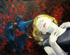 Dimensions of Dreams by Sharon Cave Oil on Canvas Still Life, Oil On Canvas, Cave, Dreams, Artwork, Painting, Work Of Art, Auguste Rodin Artwork, Painting Art