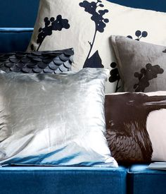 Glossy Cushion Cover | H US $5.95