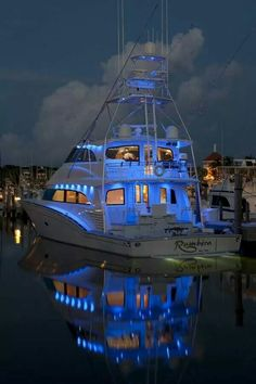 Night fishing, Islamorada Florida – Seatech Marine Products & Daily Watermakers @Seatech Corporation Marine Products