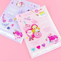 Little Fairy Tale Story Softbound Notebook Japanese Notebook, Cute Donuts, Cute Princess, Kawaii Shop, Welcome Gifts, Paper Products, Mechanical Pencils, Writing Paper, Cute Pattern