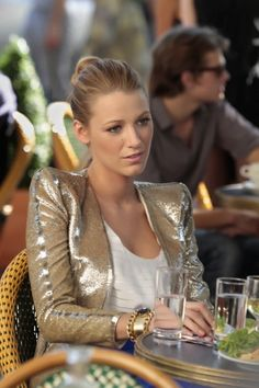 Obsessed with this jacket. Blake Lively can do no wrong