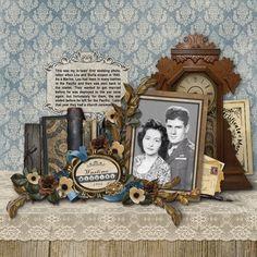Layout by Sue Maravela - scrapgirls.com