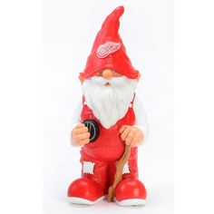 Detroit Red Wings NHL Garden Gnome 11 Male