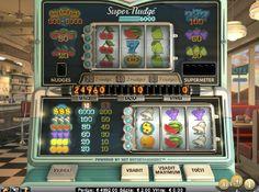 Výherné automaty Super Nudge - Firma NetEnt vytvorila jednoduchý výherný automat…
