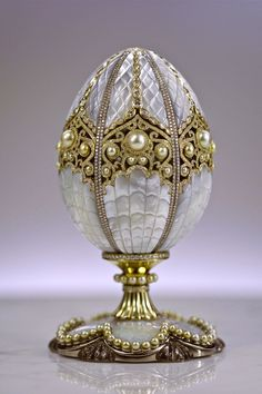 Faberge 2015, the Pearl Egg