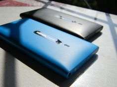 Nokia Lumia 800 - Cyan and Black Galaxy Phone, Samsung Galaxy, Black, Products, Black People, Gadget