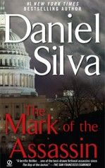 Mark of the Assassin Daniel Silva Gabriel Allon 2